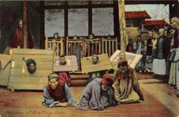 R135239 Prisoners Of Kia Ting. China - Postcards