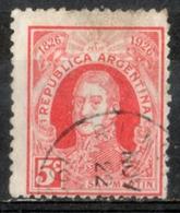 Argentina 1926 - Josè De San Martin Ufficiale Militare Military Officier - Argentina