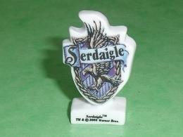 Fèves / Films / BD / Dessins Animés : Harry Potter , Serdaigle , 2003   T112 - Dessins Animés
