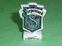 Fèves / Films / BD / Dessins Animés : Harry Potter , Serpentard , 2003   T112 - Dessins Animés