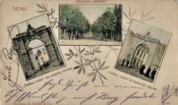 Senj 1905. Circulated - Croatia - Croatia