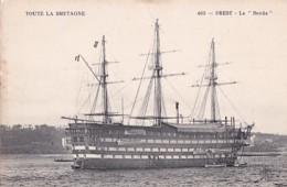TOUTE LA BRETAGNE         BREST  LA BORDA - Voiliers