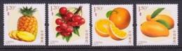 7.- CHINA 2018 FOOD FRUITS - Alimentación