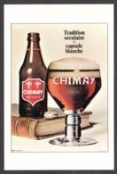 96145/ PUBLICITE, Bière Trappiste De Chimay - Publicité