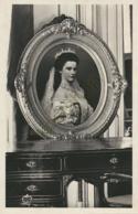 Kaiserin Elisabeth - Gemälde V.Raab [AA40 3.069 - Non Classificati