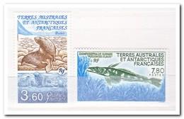 Frans Antarctica 1991, Postfris MNH, Animals Of The Antarctic - Franse Zuidelijke En Antarctische Gebieden (TAAF)