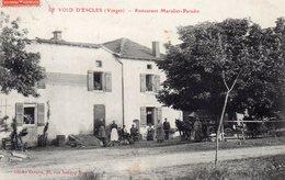 88 -VOID-D'ESCLES (Vosges) -- 'Restaurant Marulier-Paradis' - France