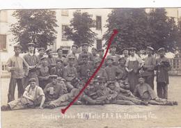 ( 67 ) - Strassburg Strasbourg Lustige Stube  Carte Photo Allemande 1917 - Strasbourg