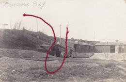 ( 67 ) - Lingolsheim Ballonabwehr - Batterie   Carte Photo Allemande 1917 - Strasbourg