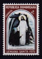 Dominikanische Republik, 1975, Ostern Mi: 1085 Auferstehung Christie - Christianisme