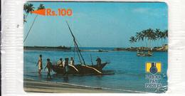 SRI LANKA(GPT) - Fishing Boat, CN : 2SRLB/C, Mint - Sri Lanka (Ceylon)