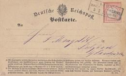 DR Karte EF Minr.3 R3 Kirn 5.7.72 - Germania
