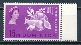 °°° DOMINICA - Y&T N°176 - 1963 MNH °°° - Dominica (1978-...)