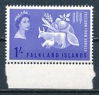 °°° FALKLAND ISLANDS - Y&T N°140 - 1963 MNH °°° - Falkland