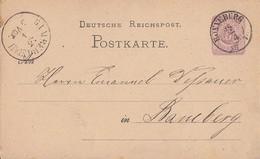 DR Ganzsache K2 Ronneburg 22.4.78 - Deutschland