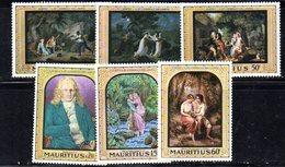 CI702b - MAURITIUS 1968 , Serie Yvert N. 323/328  ***   (2380A) . - Mauritius (...-1967)