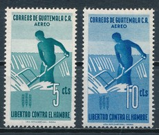 °°° GUATEMALA - Y&T N°288/89 - 1963 MNH °°° - Guatemala