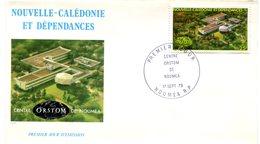 Nouvelle Calédonie - FDC Yvert PA 199 Nouméa - X 976 - FDC