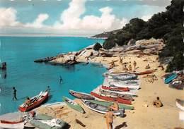 83 - Ile Du Levant - Beau Plan De La Plage Des Grottes - ( Barques - Nudistes ) - N°2 - France