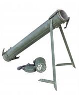 FLG-5000/L4  WwRocket Launcher Neutralisé...  Zunden Fusee Projektil Obus Grenade - Decorative Weapons