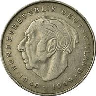Monnaie, République Fédérale Allemande, 2 Mark, 1970, Stuttgart, TTB - [ 7] 1949-… : FRG - Fed. Rep. Germany