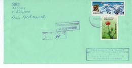 Mail: Kyrgyzstan, 09.2001. - Kyrgyzstan
