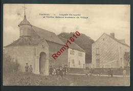 Chaineux - Chapelle Ste-Agathe Et Vieilles Maisons Au-dessus Du Village - Herve