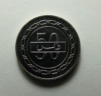 Bahrain 50 Fils 2005 - Bahrain