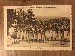MISSIONS DES PÈRES BLANCS Orchestre Indigène - Central African Republic
