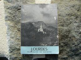 Lourdes, Pèlerinage De Quimper, Manuel Du Pèlerin - Livres, BD, Revues