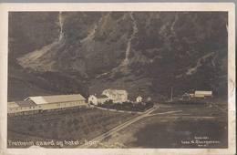 Flam - Fretheim Gaard Og Hotel Sogn. - HP1364 - Norvegia