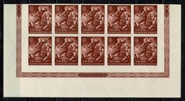 Hrvatska 1944  Yv 10 X 123/125**, Mi 10 X 158/160**  Non Dentelé/Ongetand  MNH (3 Scans) - Croatie