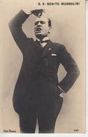 GUERRE 1939 / 1945 - Benito MUSSOLINI ( 2 Cartes ) Politique - Autres