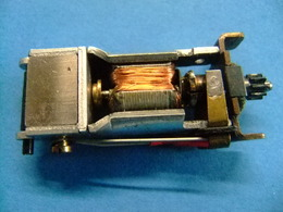 SCALEXTRIC EXIN Accesorio MOTOR RX Abierto Para Coches Antiguos Funciona  Ver Fotos - Circuitos Automóviles