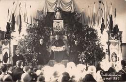 70 - CPA Photo GY Ecole Menans 14 Mai 1930  T RARE - Otros Municipios