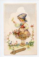 Petite Fille Avec Oiseau, Cage, Voliere (19-680) - Dessins D'enfants