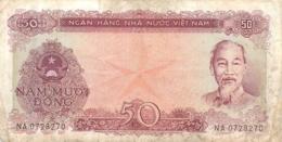 BILLET VIET NAM 50  NGAN HANG NHA NUOC VIET NAM - Viêt-Nam