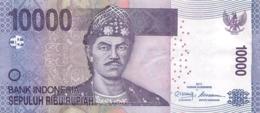 BILLET  INDONESIA 10000 SEPULUH RIBU  RUPIAH - Indonesien