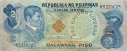 BILLET   REPUBLIKA NG  PILIPINAS 2 DALAWANG PISO - Philippines