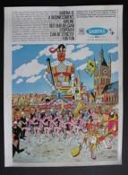 ORIGINAL1969 MAGAZINE ADVERT FOR  SABENA AIRLINES - Advertising