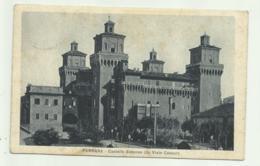 FERRARA - CASTELLO ESTENSE   - VIAGGIATA FP - Ferrara