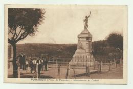 POMARICO - MONUMENTO AI CADUTI   - VIAGGIATA FP - Matera