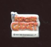 Feve A L Unite Inspecteur Gadget N9 / 0.8p25b8 - Dessins Animés