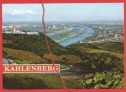 Kahlenberg Mit Höhenstraße Und Blick Auf Wien - Wien