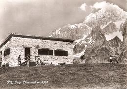 459/FG/19 - ALPINISMO - COURMAYEUR (AOSTA): Rifugio Lago Checrouit - Italy