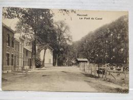 Oupeye.Haccourt. Pont Du Canal - Oupeye