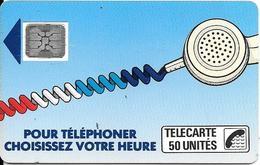 CARTE-PUBLIC-Ko27..610.-50U-SC4an-Entourage-CORDON BLEU-6 Pe 107680-UTILISE-TBE - France