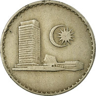 Monnaie, Malaysie, 20 Sen, 1967, Franklin Mint, TB, Copper-nickel, KM:4 - Malaysia