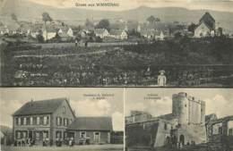 68 , Gruss Aus Wimmenau , * 385 56 - France