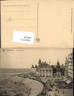 606538,Ostende De Kursaal Strand Strandleben Belgium - Belgien